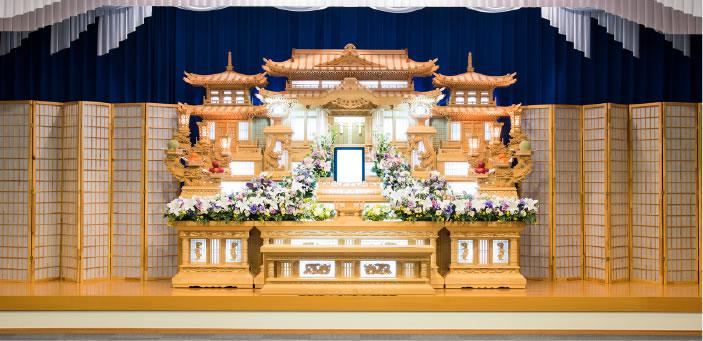 祭壇(寿楽)